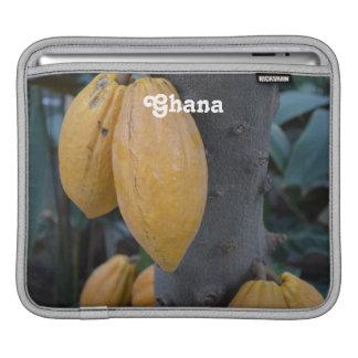 Ghana Cocoa iPad Sleeve
