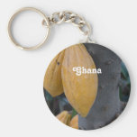 Ghana Cocoa Key Chains
