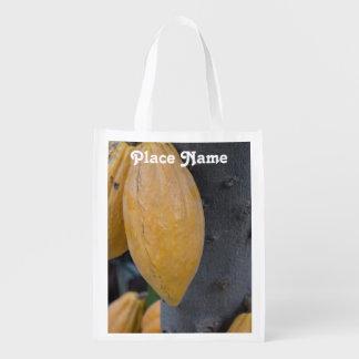 Ghana Cocoa Reusable Grocery Bag