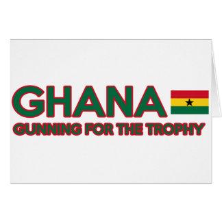 Ghana design card