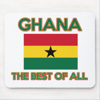 Ghana Design Mouse Pad