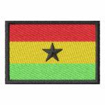 Ghana Embroidered Hoody