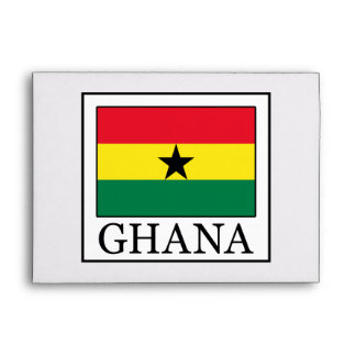 Ghana Envelope