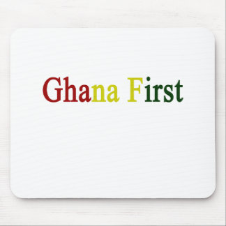 Ghana First Mouse Pad