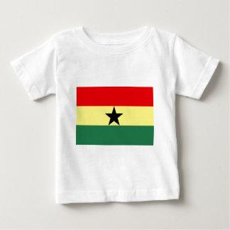 Ghana Flag Baby T-Shirt