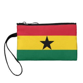 Ghana Flag Change Purse