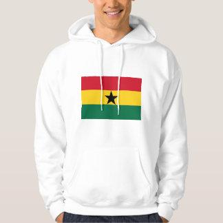 Ghana Flag GH Hoodie