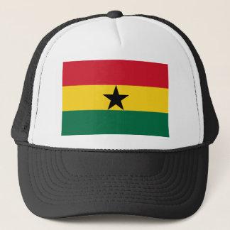Ghana Flag GH Trucker Hat