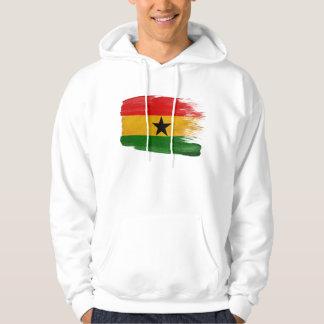 Ghana Flag Hoodie
