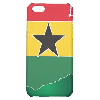 GHANA FLAG iPhone 4 Case
