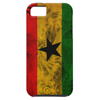 Ghana Flag iPhone SE/5/5s Case