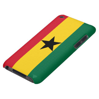 Ghana Flag iPod Touch Case-Mate Case
