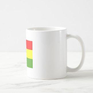 Ghana Flag Classic White Coffee Mug