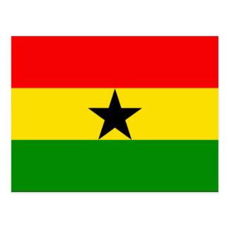 Ghana Flag Postcards