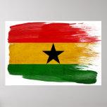 Ghana Flag Posters