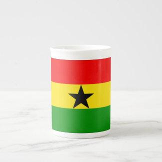 Ghana Flag Tea Cup