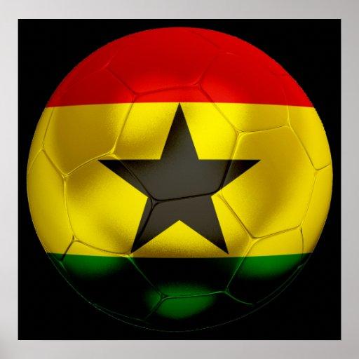 Ghana Football Posters