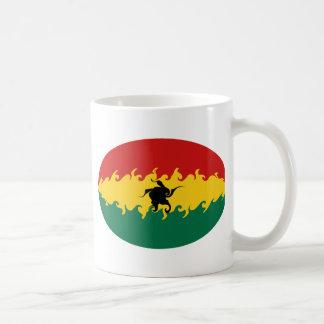 Ghana Gnarly Flag Mug