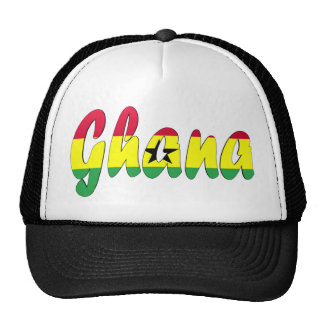 Ghana Gorros Bordados