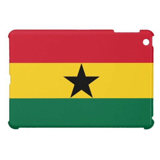 Ghana iPad Mini Protectores