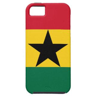 GHANA iPhone 5 FUNDA