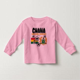 Ghana Junior Female Soccer T-Shirt