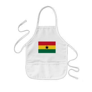 ghana kids' apron