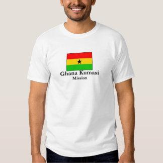 Ghana Kumasi Mission LDS Mission T-Shirt