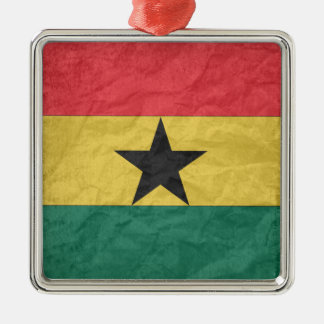 Ghana Metal Ornament