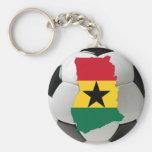 Ghana national team keychains