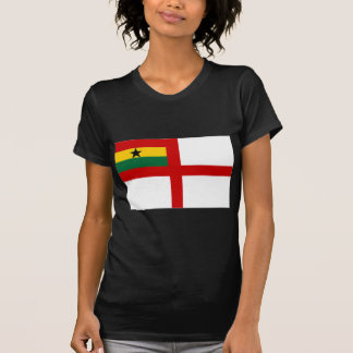 Ghana Naval Ensign T-Shirt