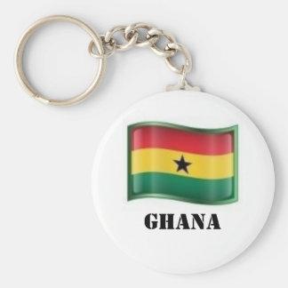 GHANA, NINGUNA MERCANCÍA 1 AFRICANO DEL LLAVERO