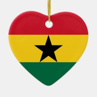 GHANA CHRISTMAS ORNAMENT