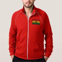 Ghana Plain Flag Jacket