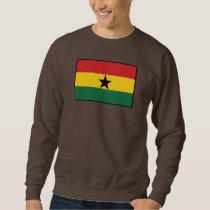 Ghana Plain Flag Sweatshirt