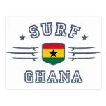 Ghana Postales
