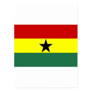 ghana postcard