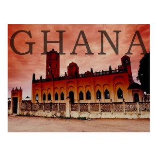 Ghana Postcards