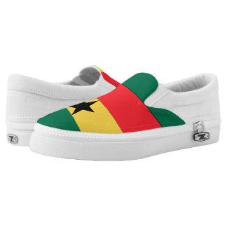 Ghana Slip-On Sneakers
