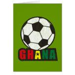 Ghana Soccer Cards