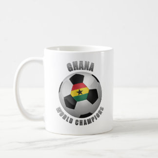 GHANA SOCCER CHAMPIONS COFFEE MUG