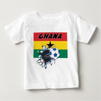 Ghana Soccer Futbol T-shirt