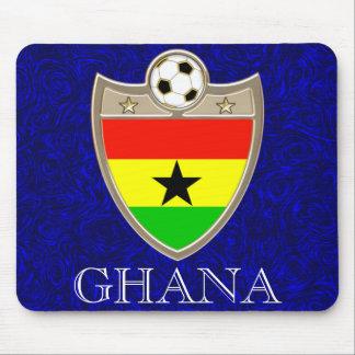 Ghana Soccer Mouse Pad