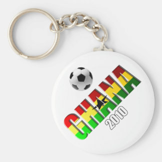 Ghana Soccer players and football coaches gifts Basic Round Button Keychain