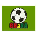 Ghana Soccer Post Cards