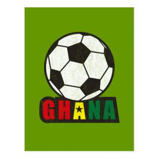 Ghana Soccer Postcards