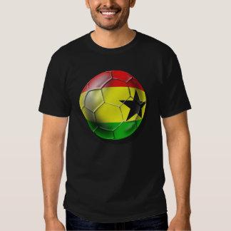 Ghana Soccer Stars Ghana Football fans T Shirt
