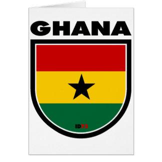 Ghana Tarjetas