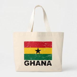 Ghana Vintage Flag Bag