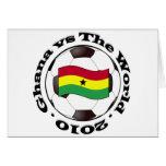 Ghana vs The World Cards